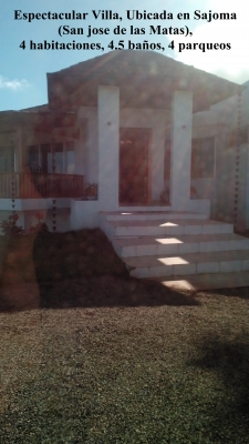 Exclusiva Villa Sajo.