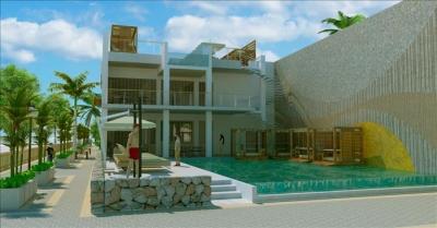 Apartamento de venta en Punta Cana con vista al mar