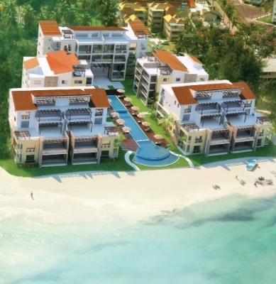 Modernos Apartamentos en Venta en Punta Cana Frente a la playa