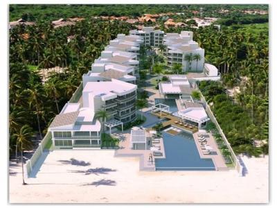 Apartamento de venta en Punta Cana frente a la playa