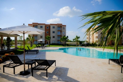 Apartamentos en venta en Punta Cana a pocos metros de la playa