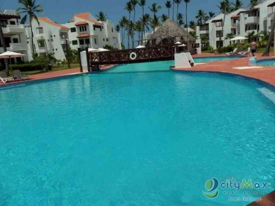 CityMax Vende Apartamento Amueblado en Punta Cana