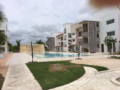 Venta o Alquiler Apartamento Condo-Hotel para Inversión CAP CANA