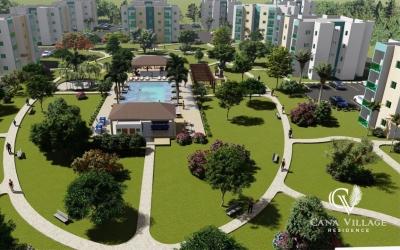 Vendo apartamentos en Punta Cana Village zona turística gran inversión