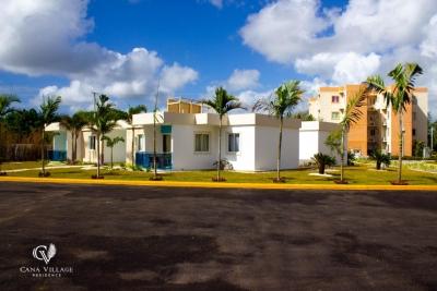 Vendo Apartamentos en Punta Cana 1 y 2 habitaciones cerca de la playa