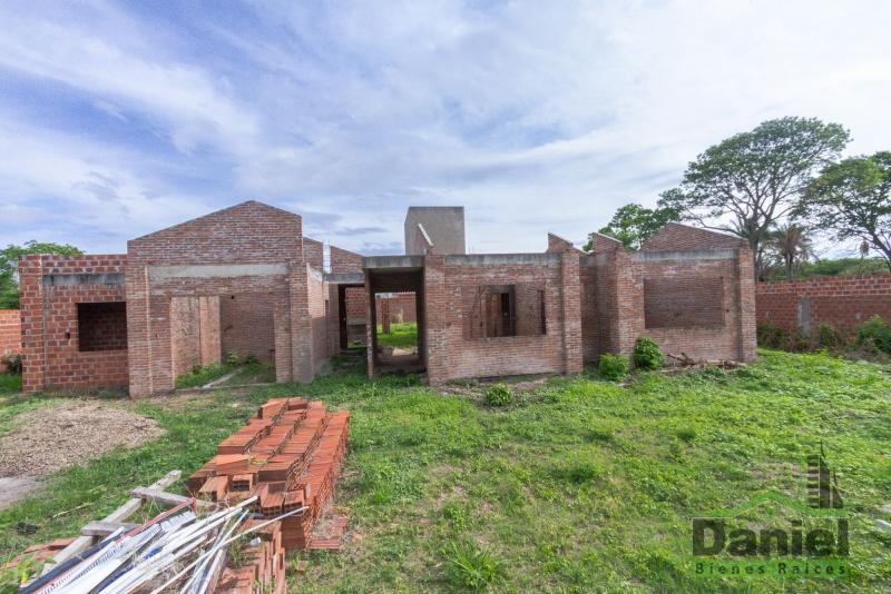 CASA EN CONSTRUCCION EN VALLE SANCHEZ