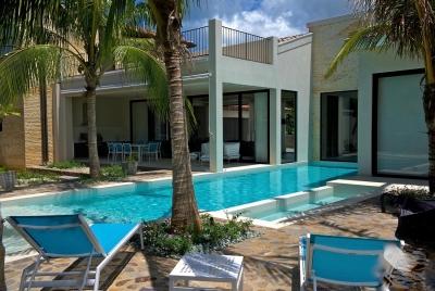 Exclusiva Villa en Hacienda Pinilla, 4H, jardines tropicales. 8896