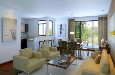 Hermoso Apartamento  de 2 Hab. en Venta Zona 15 Nivel Alto