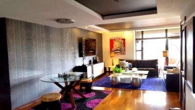 Lujoso apartamento amueblado de 2 Hab. en venta Zona 14