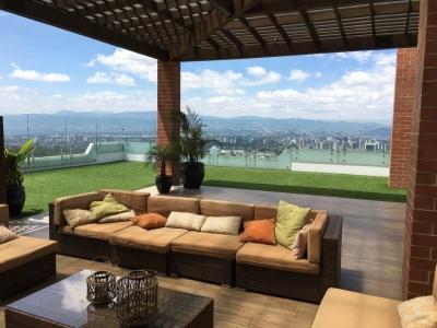 EXCLUSIVO Penthouse 355m2 En Edificio Moderno Cupertino Acceso Por Muxbal En Frente A Hotel Vista Real Carretera A El Salvador