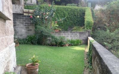 Apartamento en venta zona 15 con jardin
