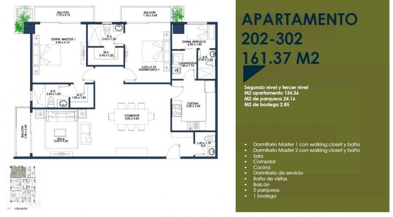 Juegos De Baño Kohler:Preventa apartamentos 2 dormitorios en Colonia El Campo zona 14