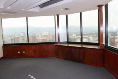Oficina, Murano Center, Zona 10 / 892 mts2 Penthouse