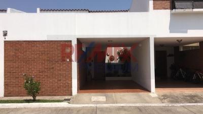 ALQUILER DE LINDA Y ACOGEDORA CASA EN CONDOMINIO ZONA 16