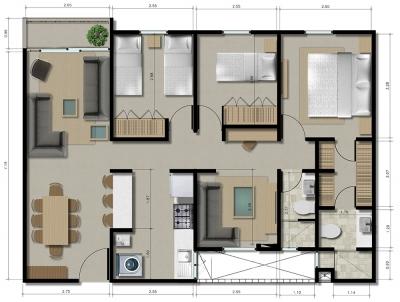 Apartamento Exclusivo para ESTRENAR en Casa Asunción Nivel 11, Frente a Paiz, McDonals y Plaza Asunción