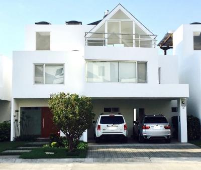 Casa en condominio en renta ubicada en campos de san isidro zona 16