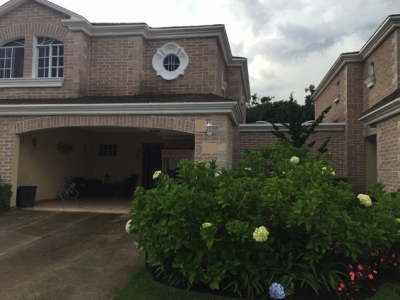 Casa Amueblada en Alquiler CES Km 16.5, 3Hab, 240 m2, US$1,250