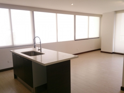 Apartamento en Alquiler 2 dormitorios Edificio Veinti4, Zona 10