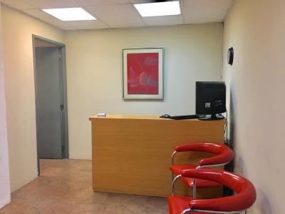 Oficina en alquiler, zona 9