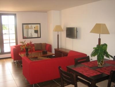 Apartamento ACOGEDORAMENTE AMUEBLADO en renta!