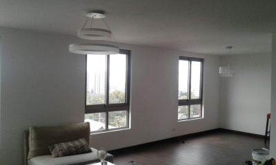 Alquilo Apartamento 3 dormitorios piso alto en Vista Hermosa I zona 15, para Estrenar!