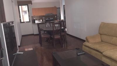 Apartamento amueblado en alquiler, zona 14