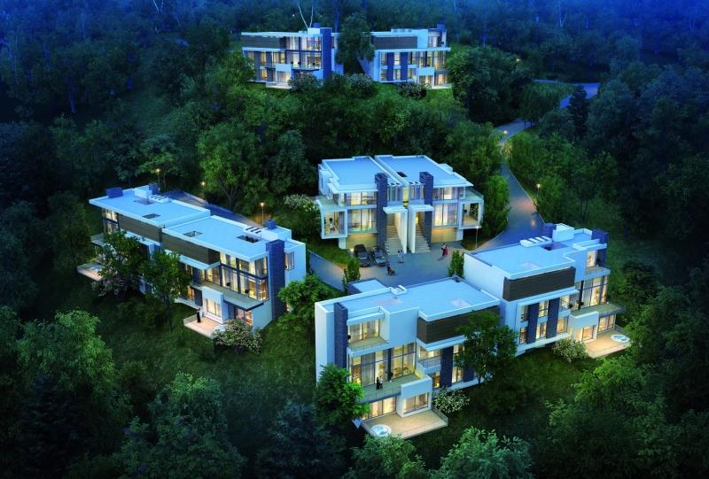 ¡¡¡ VENTA !!! Proyecto de 8 exclusivas casas en condominio Z16 / Inmobiliaria Vintage