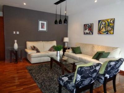 Apartamento amueblado en zona 15