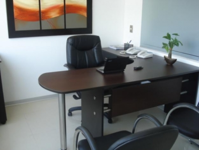 Alquilo oficinas para estrenar en zona 1, con servicios incluidos desde Q1,460!