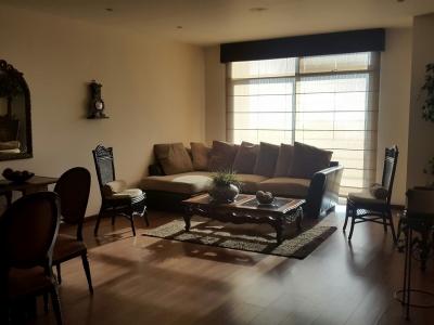 Apartamento amueblado en alquiler, zona 13