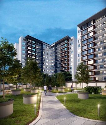 Apartamento en venta Plaza Segheria zona 14