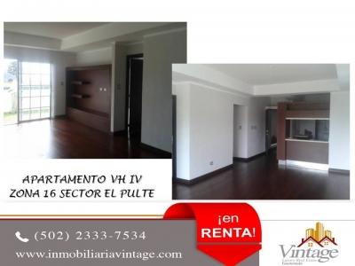 Lindo apartamento sector privilegiado de zona 16