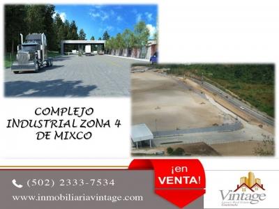 Parque Industrial terrenos desde 5,000 V2.