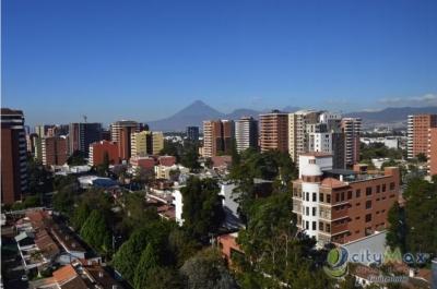 CITYMAX VENDE AMPLIO Apartamento en Zona 14 Vista Volcanes