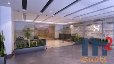 Apartamento de 89.73 m2 de construcción en Venta, Zona 15