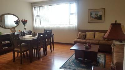 Apartamento amueblado de una habitación en zona 10