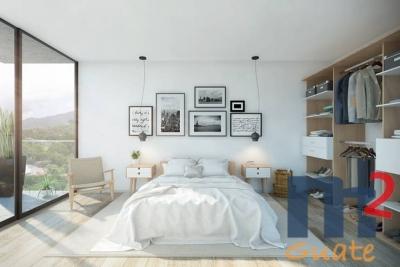 Apartamento de 62 m2 de construcción en Venta, Zona 11