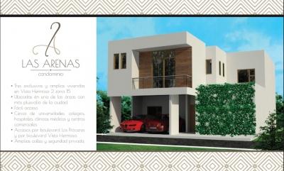 Casa para habitar en Enero.  ubicada en Vista Hermosa II. Atrás de Paiz Vista Hermosa y Pollo Campero.
