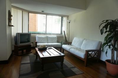 Apartamento amueblado, Zona 14