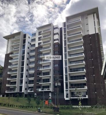 AlquiloGT Apartamento de 3HAB 3PARQ en zona 16