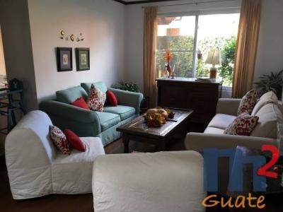 Casa en condominio de 239 m2 de construcción de terreno en Venta, Zona 16