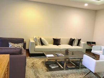 Rento amplio apartamento zona 10 Reina Sofia