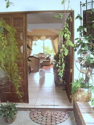 Zona 16 Vendo casa con lindo jardin