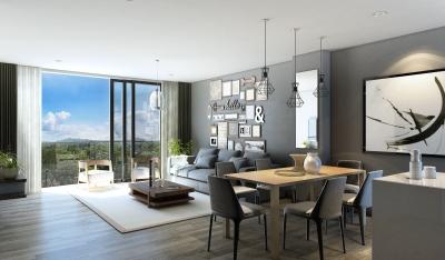 Apartamento en zona 16 en Pre-venta