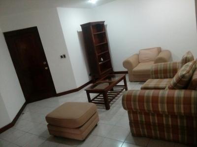 Rento apartamento de 1 Habitación Amueblado en zona 15
