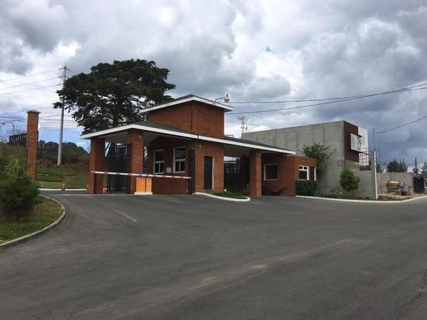 Terreno En Venta Dentro De Condominio En Km 16 5 Carretera A El