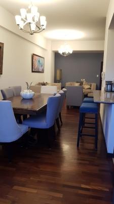 lindo Apartamento en sector tranquilo  de zona 14