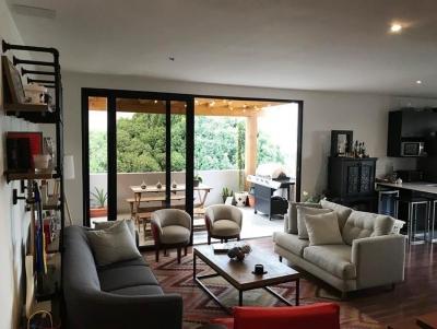 Apartamento de 2 niveles con terraza