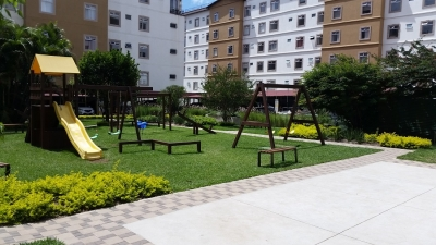 Apartamento de 2 dormitorios amueblado en Santa María de las Charcas zona 11