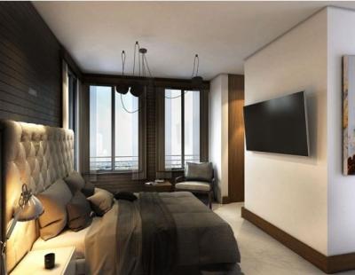 Lindo apartamento de 1 habitación sin amueblar, Vista Hermosa 1 zona 15